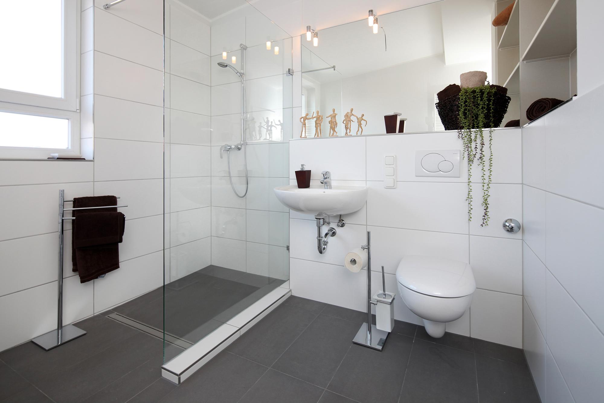 Badezimmer Sanierung